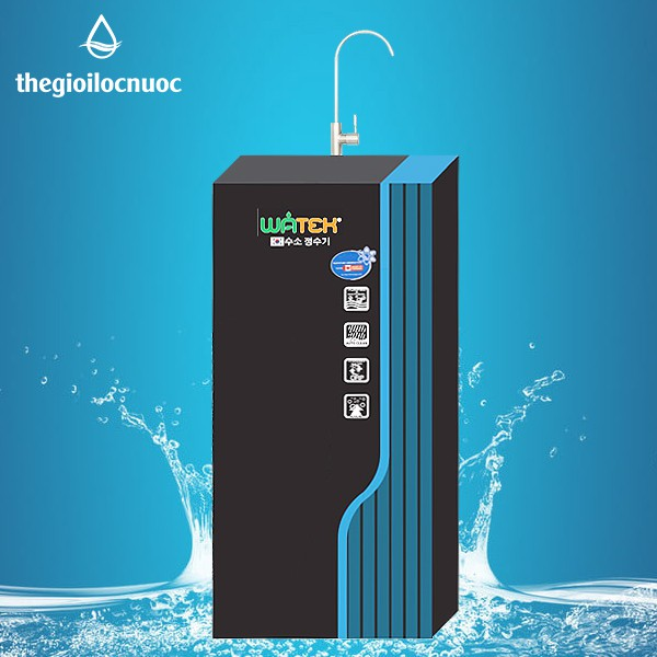 [Màng lọc RO Membrance 50GPD] - 0.0001 Micron - Đúc Nguyên Khối - MADE IN KOREA - Máy Lọc Nước RO - Thế Giới Lọc Nước