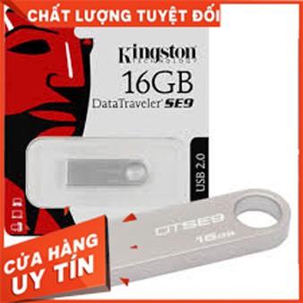 Bảng giá [Mã ELAPR10K giảm 10K đơn 20K] USB Kington 16GB (DTSE9) Phong Vũ