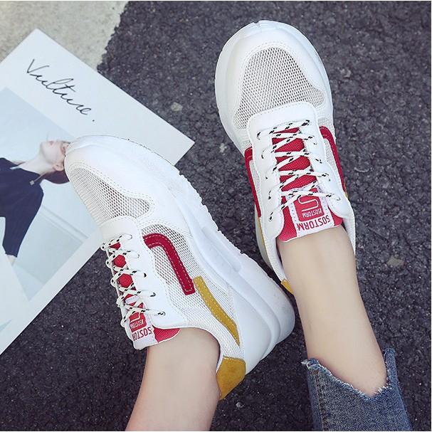 Giày Thể Thao Nữ D2514 Thời Trang Nữ Tính Gía Tốt giày Sneaker Giày Mùa Hè giày Giá rẻ Giày Hot (KÈM - 3523589 , 1237983870 , 322_1237983870 , 280000 , Giay-The-Thao-Nu-D2514-Thoi-Trang-Nu-Tinh-Gia-Tot-giay-Sneaker-Giay-Mua-He-giay-Gia-re-Giay-Hot-KEM-322_1237983870 , shopee.vn , Giày Thể Thao Nữ D2514 Thời Trang Nữ Tính Gía Tốt giày Sneaker Giày Mùa