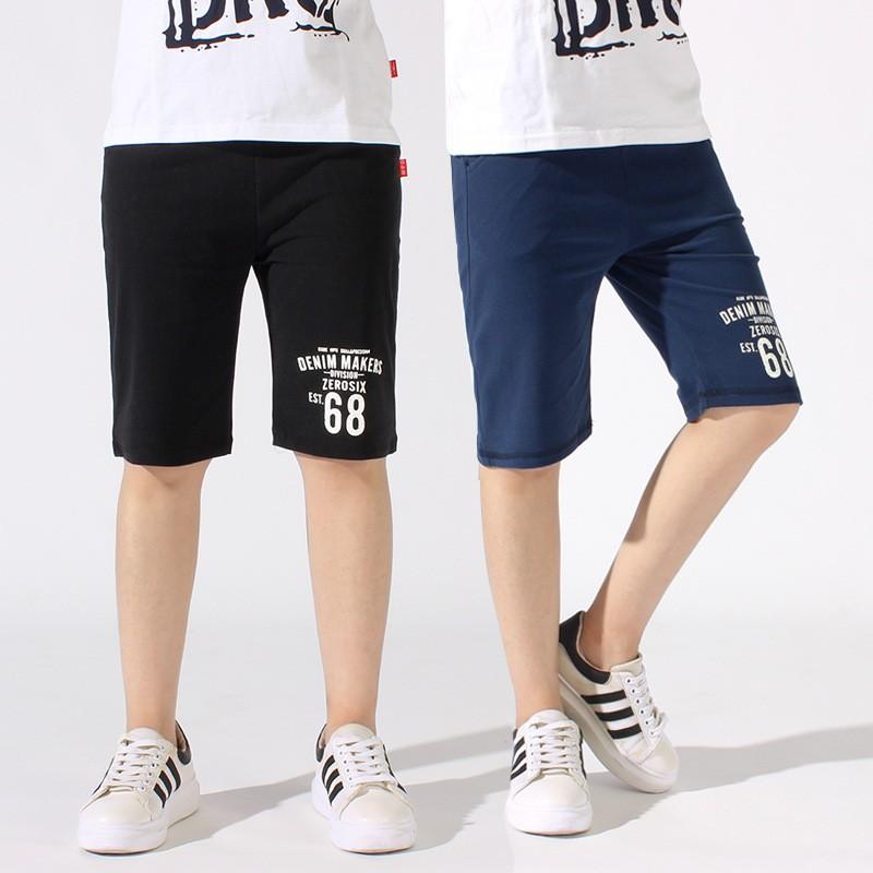 quần dài cotton cho bé trai