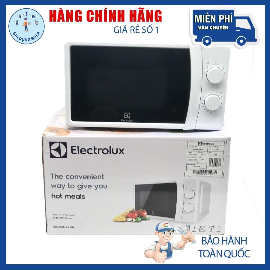 Lò Vi Sóng Electrolux EMM20K18GWI 20L - Bảo Hành 24 Tháng