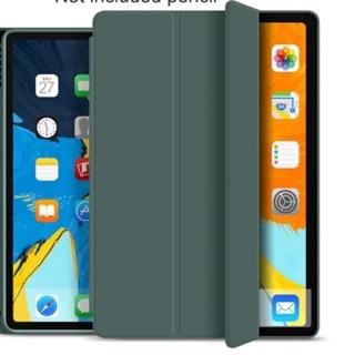 (Xanh rêu)_Bao da TPU Smart Case iPad Air, Air 2, Pro 9.7, Mini 4 5, Gen 7 Gen 8 10.2 Air 3, Pro 11 2020,Pro 10.5, Gen 6 thumbnail