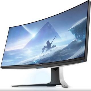 Màn hình- Monitor Alienware AW3821 4K Hue LED 144Hz New 100% fullbox. thumbnail