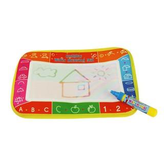 Water Drawing Painting Magic Doodle Aquadoodles Mat Boards Pen Kids Toys