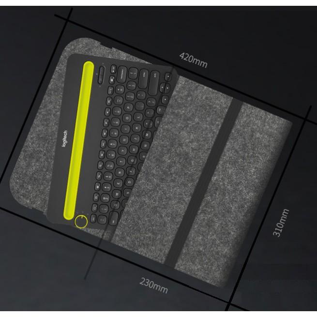 Túi đựng bàn phím cơ chống sốc Mini TKL Fullsize 87 104 60