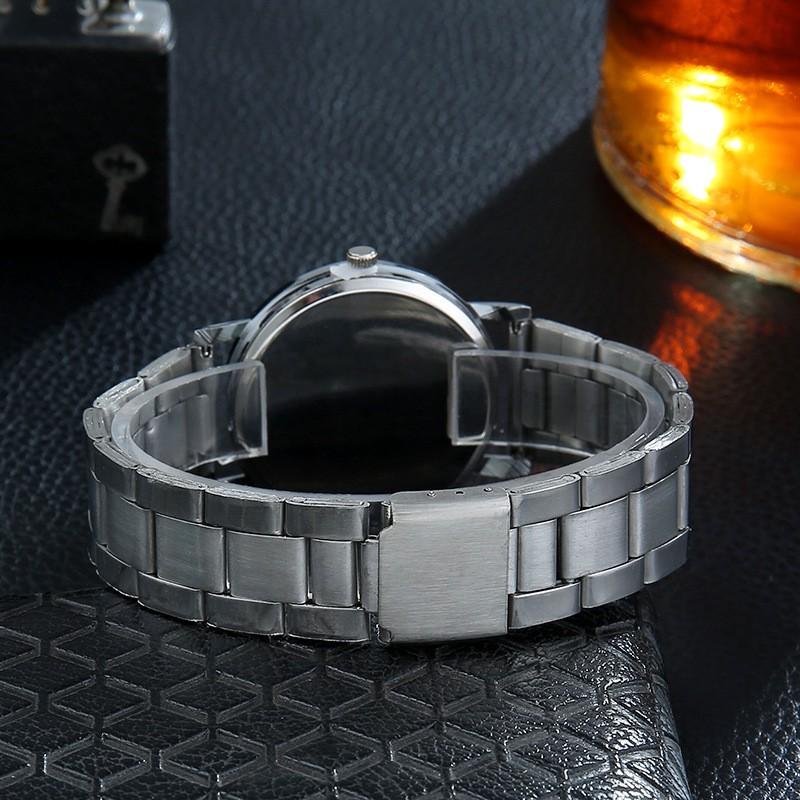 Đồng hồ thời trang nam nữ GENEVA kiểu dáng lịch lãm, mỏng đẹp