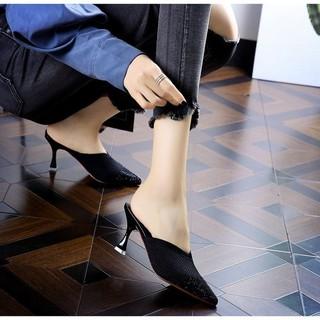 Giày Cao Gót Mũi Nhọn Thời Trang Dành Cho Nữ