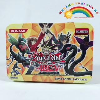 Đồ Chơi Trẻ Em Hộp thẻ bài YuGiOh! size 15 KB32 [ĐỒ CHƠI TRÍ TUỆ]