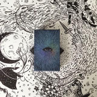 Prisma Visions Tarot Destiny classic divination card with E-books