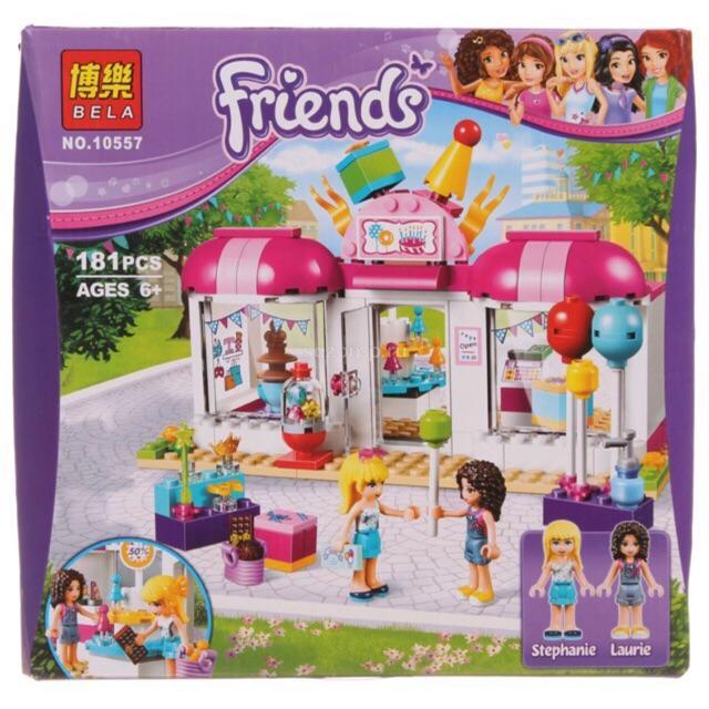 Lego friends 10557- Cửa hàng phụ kiện trang trí của Laurie - 3185850 , 1016667424 , 322_1016667424 , 150000 , Lego-friends-10557-Cua-hang-phu-kien-trang-tri-cua-Laurie-322_1016667424 , shopee.vn , Lego friends 10557- Cửa hàng phụ kiện trang trí của Laurie