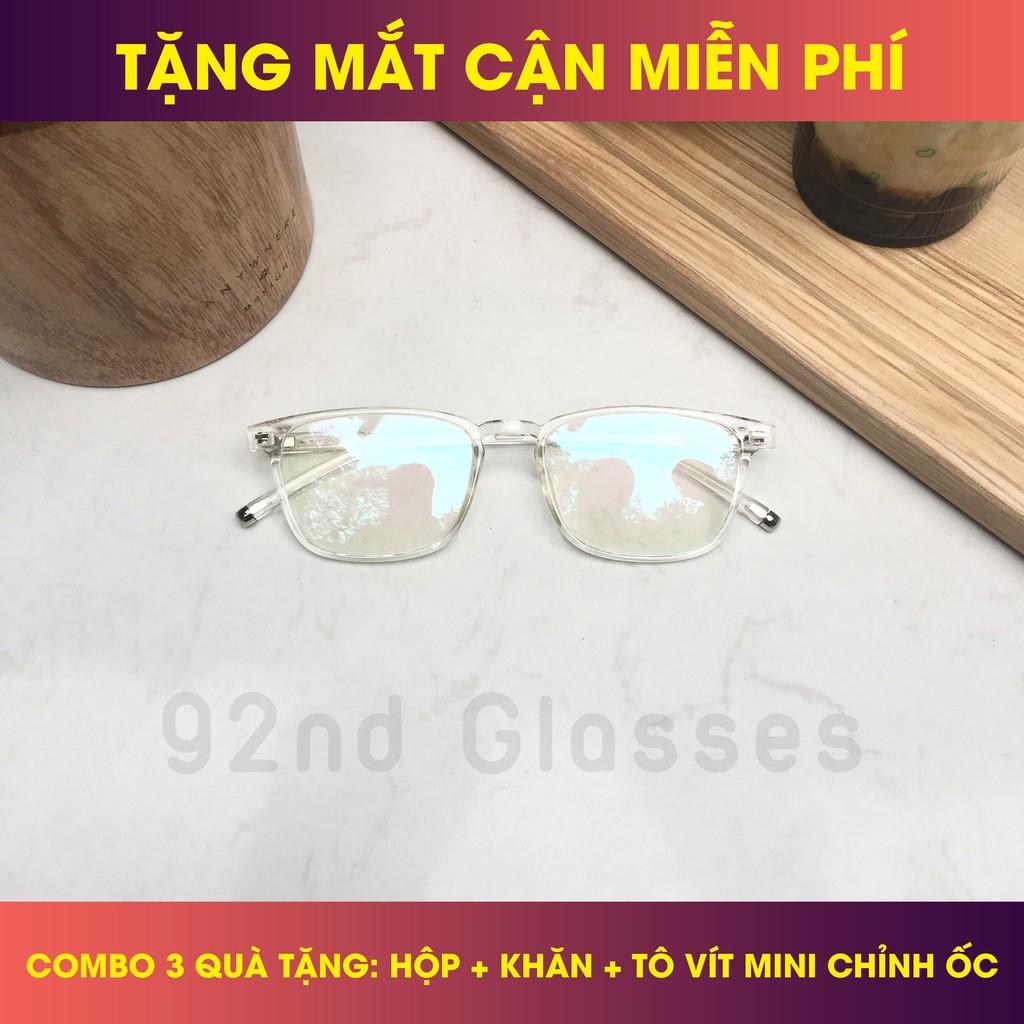 Kính cận nhựa dẻo Hàn Quốc 213 – Tặng mắt cận miễn phí