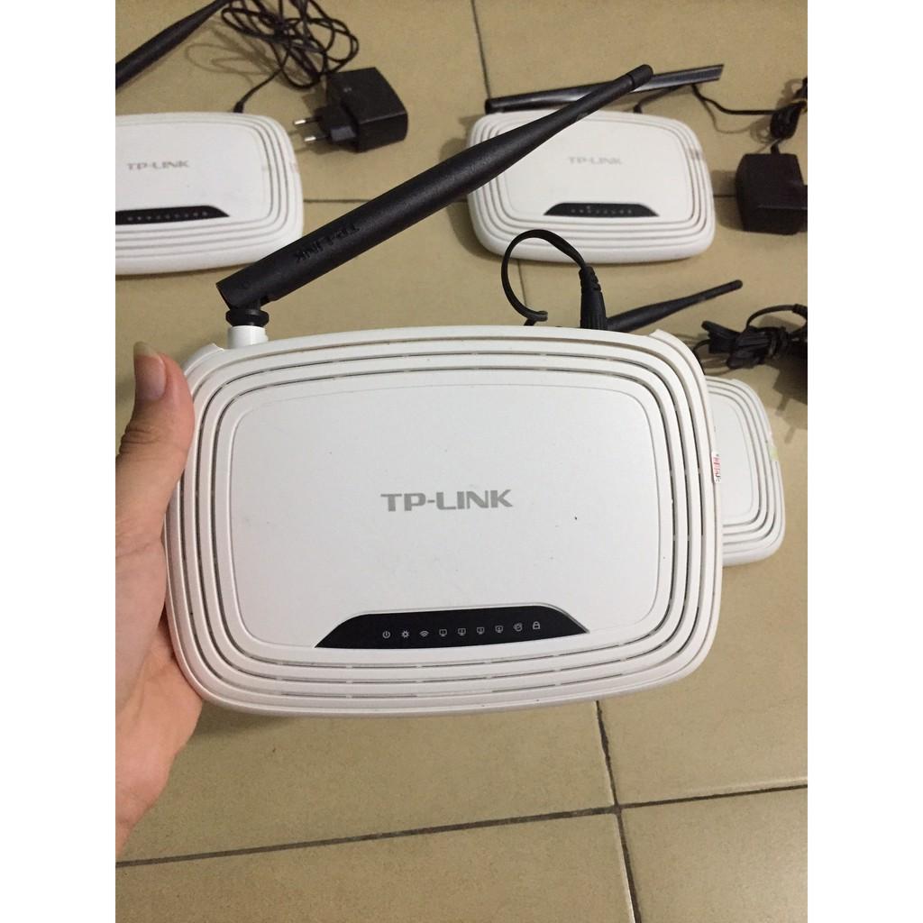 TPlink 740, TPlink 740n Modem Wifi - Bộ Phát Wifi Cũ, Cục Phát Wifi Cài Sẵn Tên và Pass Giá Siêu Rẻ + Tặng 3m dây mạng