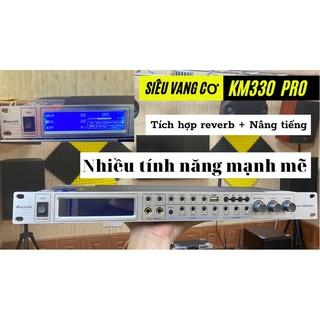 Siêu vang cơ dBacoustic KM330 pro Hàng chính hãng.Tặng full dây giắc kết nối thumbnail