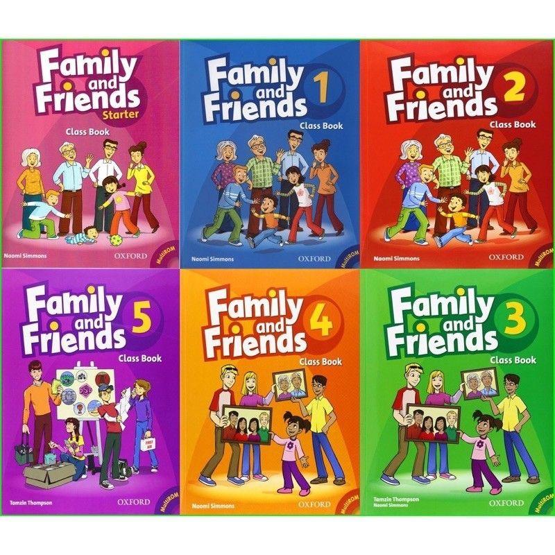 Ớ Sách - Family and Friends 2 - American English - 2nd edition - Student's bán 286,185đ | Namk shop 1k
