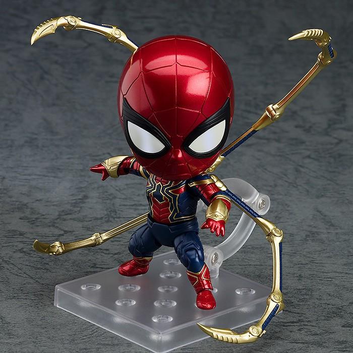 Mô hình người nhện đáng yêu 1037 PVC