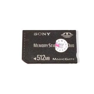 Thẻ Nhớ Cho Sony Stick Pro Duo 512MB