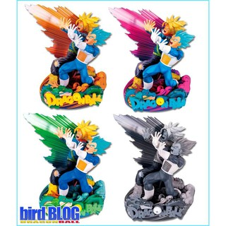 Vegeta and Trunks – Galick Gun – Ichibankuji – Chính hãng Banpresto.