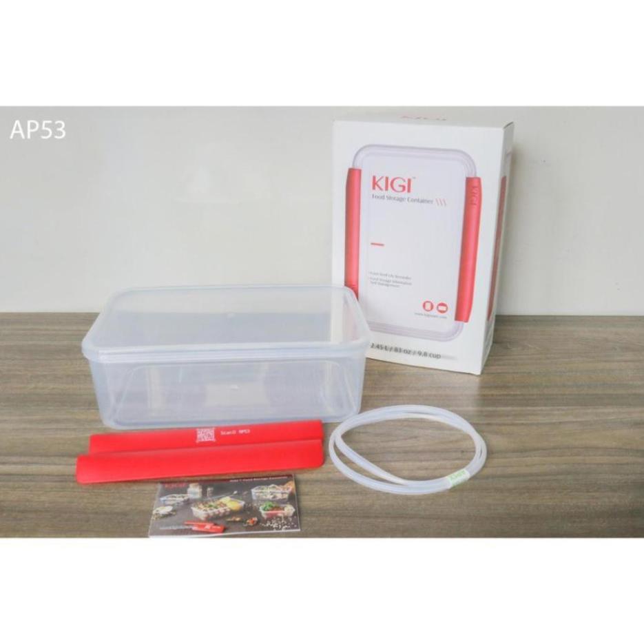 Hộp Đựng Thực Phẩm Thông Minh AP53 KIGI , Hộp Nhựa KIGI, Hộp Nhựa Thông Minh