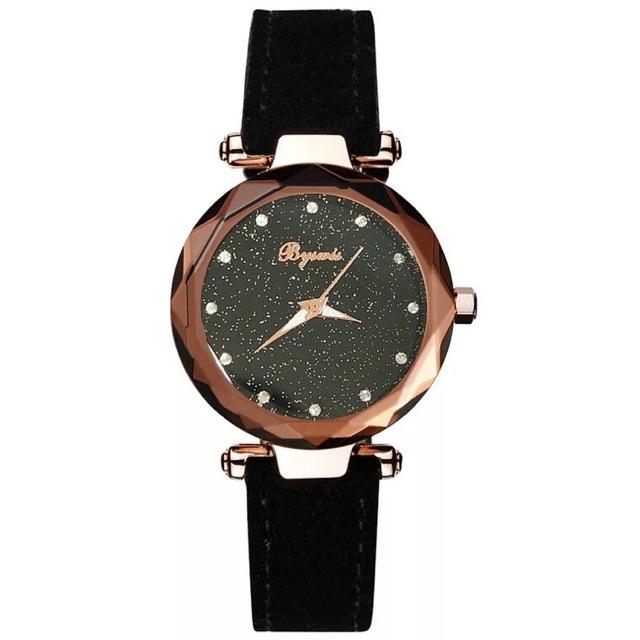 Đồng hồ nữ BYSWIS B5236 mặt 3d kim tuyến dây da lộn cao cấp - 5 màu dây thời trang - 3481081 , 1005543203 , 322_1005543203 , 800000 , Dong-ho-nu-BYSWIS-B5236-mat-3d-kim-tuyen-day-da-lon-cao-cap-5-mau-day-thoi-trang-322_1005543203 , shopee.vn , Đồng hồ nữ BYSWIS B5236 mặt 3d kim tuyến dây da lộn cao cấp - 5 màu dây thời trang