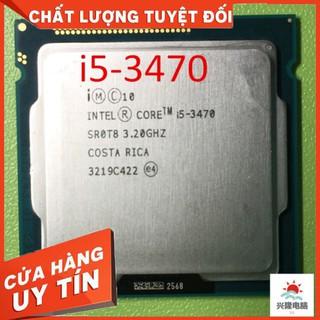 Cpu i5 3570 dùng cho mainboard H61/h71/B75/H77