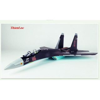 Máy bay điều khiển Su35 EPO
