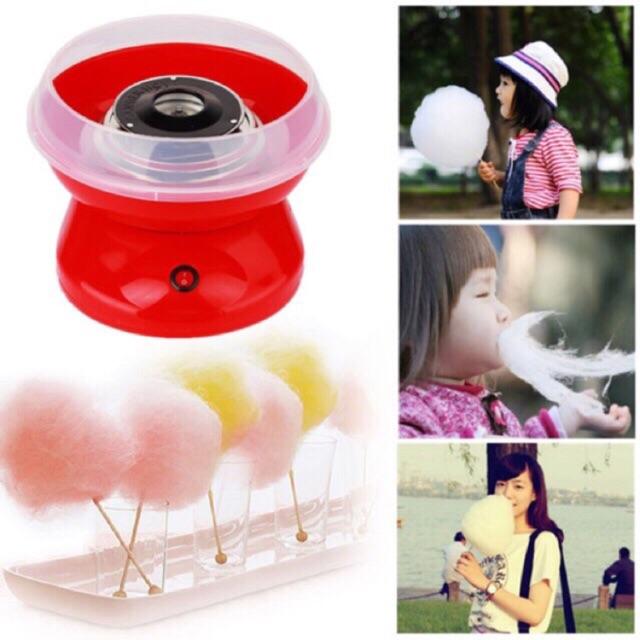 Máy làm kẹo bông mây Mini Candy Floss Maker - 14920839 , 876330906 , 322_876330906 , 395000 , May-lam-keo-bong-may-Mini-Candy-Floss-Maker-322_876330906 , shopee.vn , Máy làm kẹo bông mây Mini Candy Floss Maker