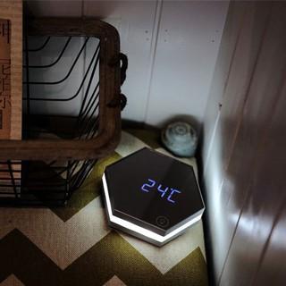 Đồng hồ led gương có báo thức nhiệt độ – LED05