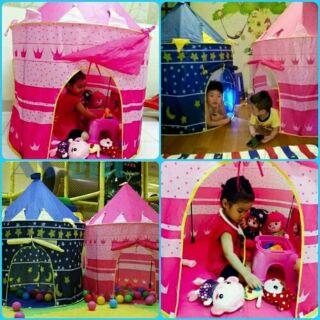 Lều công chúa hoàng tử cho bé yêu