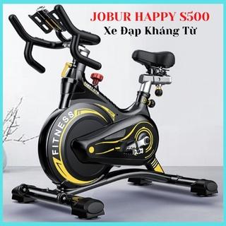 [Ảnh thật] Xe đạp thể dục tại nhà, Xe đạp tập GYM toàn thân, giảm cân mỡ bụng cao cấp kháng từ bảo hành 12 t thumbnail