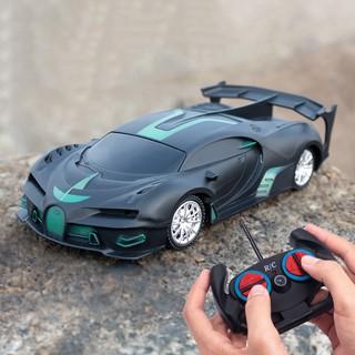 [Có đèn Led] Ô tô thể thao điều khiển từ xa, siêu xe điều khiển từ xa Race Car