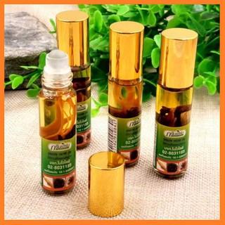 [Chuẩn Thái] Dầu Lăn freeship Dầu Lăn Thảo Dược Nhân Sâm Green Herb Oil 8ml thumbnail