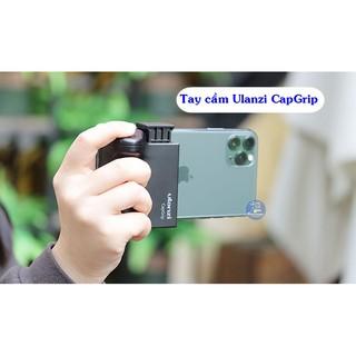 Tay cầm tích hợp chụp ảnh Bluetooth cho điện thoại Ulanzi Capgrip
