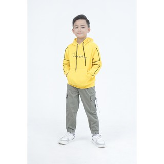 IVY moda Quần dài bé trai MS 22K0979 thumbnail
