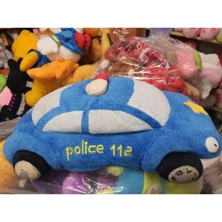 Gấu bông xe police 112