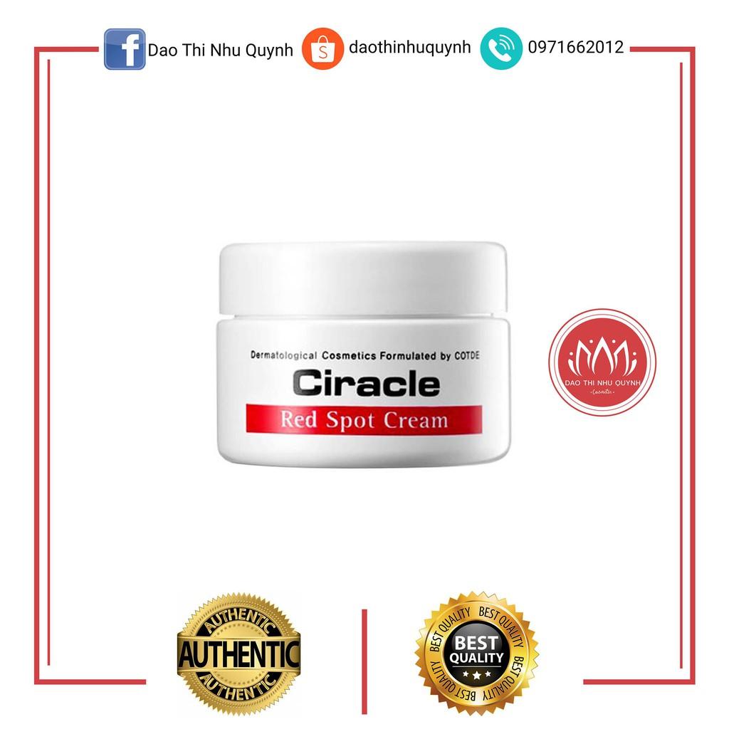 Thuốc mỹ phẩm trị mụn Ciracle Red Spot Cream - 004