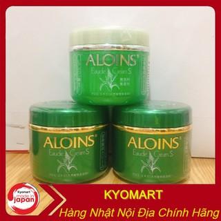 [ Hàng Nội Địa Nhật ] Kem Lô Hội Aloins Eaude Cream S Dưỡng Da Toàn Thân 185g thumbnail
