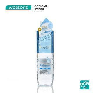 Nước Tẩy Trang Sạch Hoàn Toàn Cho Mắt Và Môi Dermaction Plus By Watsons 150ml
