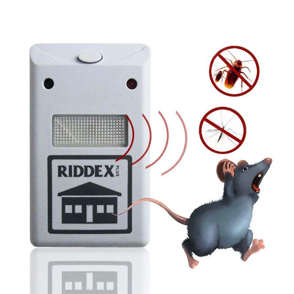 Máy đuổi côn trùng Riddex (muỗi, chuột, gián,...) - 3143419 , 180250731 , 322_180250731 , 120000 , May-duoi-con-trung-Riddex-muoi-chuot-gian...-322_180250731 , shopee.vn , Máy đuổi côn trùng Riddex (muỗi, chuột, gián,...)