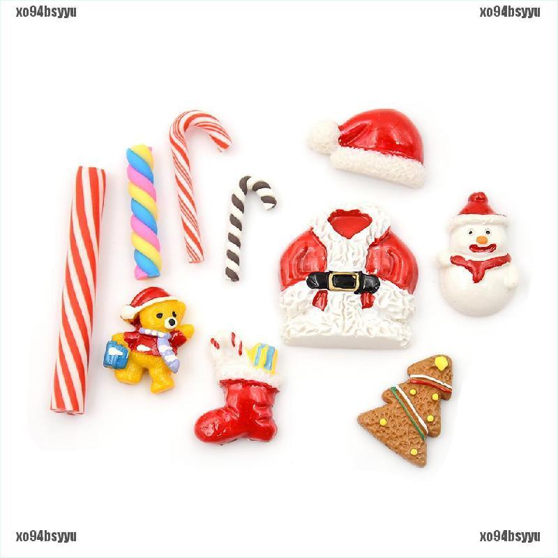 [xo94bsyyu]30Pcs 1:12 Dollhouse Miniature Food Home Craft Ornament Doll Desser