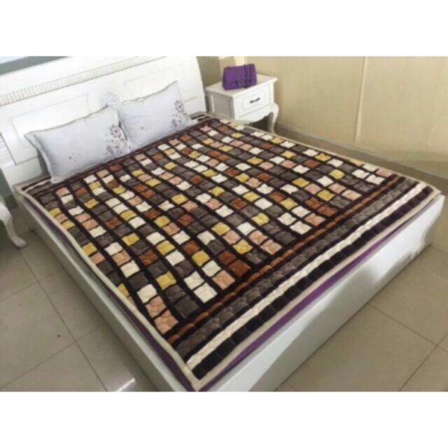 Thảm trải giường mẫu mới - 3608482 , 964137895 , 322_964137895 , 169000 , Tham-trai-giuong-mau-moi-322_964137895 , shopee.vn , Thảm trải giường mẫu mới