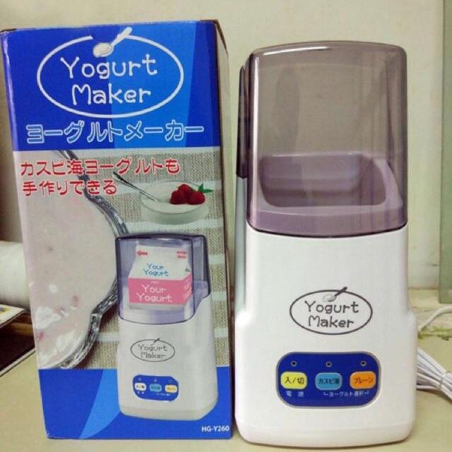 Máy làm sữa chua Yorgurt Maker loại 3 nút - 2947163 , 1148598538 , 322_1148598538 , 215000 , May-lam-sua-chua-Yorgurt-Maker-loai-3-nut-322_1148598538 , shopee.vn , Máy làm sữa chua Yorgurt Maker loại 3 nút