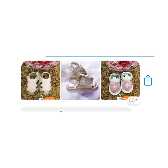 Combo 3 đôi giày bé 4 tháng - 3473548 , 1259769639 , 322_1259769639 , 195000 , Combo-3-doi-giay-be-4-thang-322_1259769639 , shopee.vn , Combo 3 đôi giày bé 4 tháng