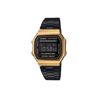 Đồng hồ đeo tay nam Casio A168WEGB-1BDF (Dùng cả cho nữ)