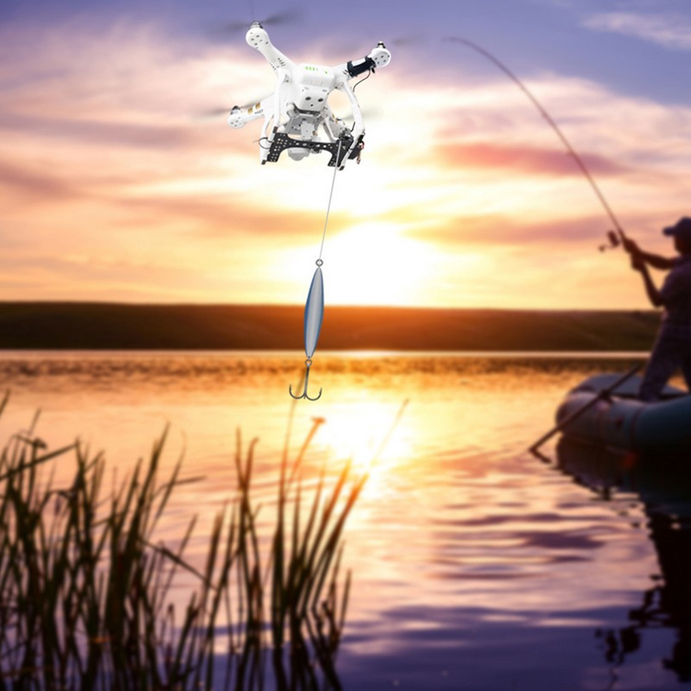 Air Dropping Release Proposal Carrying Wedding Delivery Transport Thrower For DJI Phantom