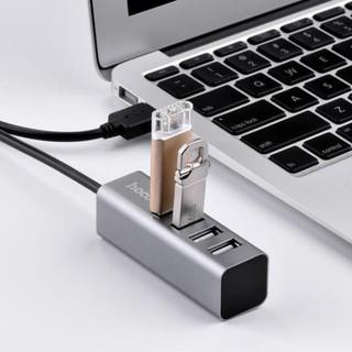 Bộ Chia Cổng USB Hoco HB1 Chính Hãng - BH 1 Năm