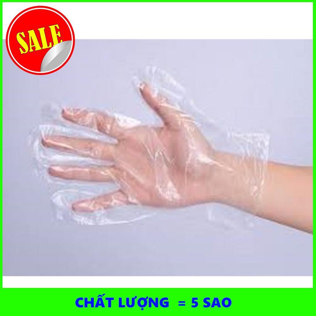 (GIÁ HỦY DIỆT)  Hộp 25 đôi găng tay nilong
