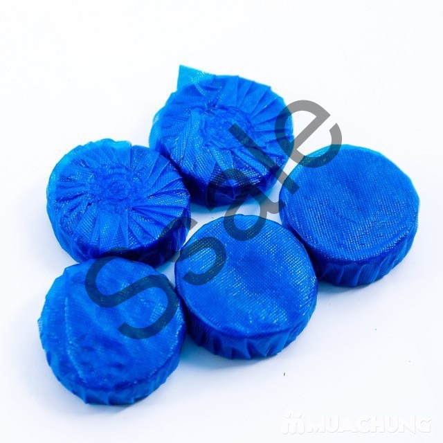 [TOP SALE] Viên tẩy bồn cầu khử mùi tiện dụng(dạng túi 10v) HÀNG TIÊU DÙNG