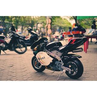 Moto mini 49cc – xe ruồi