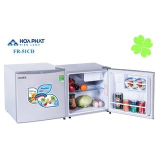 Tủ lạnh Mini FR-51CD 50 lít 1 cánh hãng Funiki sản xuất tại Việt Nam bảo hành 30 tháng