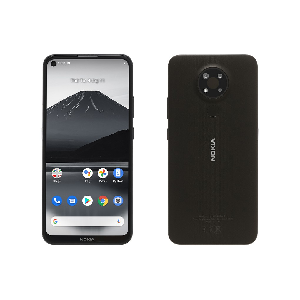 Điện thoại Nokia 3.4 (4GB/64GB) - Hàng chính hãng